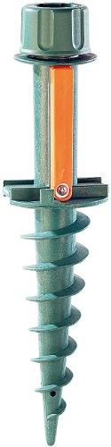 31EUQkLbpWL Royal Gardineer Schirmständer: Universal-Sonnenschirmständer mit Bodendübel (Sonnenschirmständer für Kiesstrand)