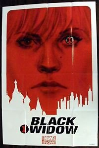 posters black widow