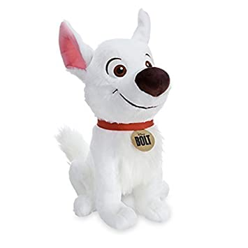Official Disney 34cm Bolt Soft Plush Toy by Disney