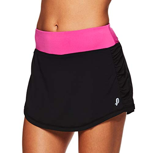 Penn Women's Solid Rocket Mesh Skort, Black, ()