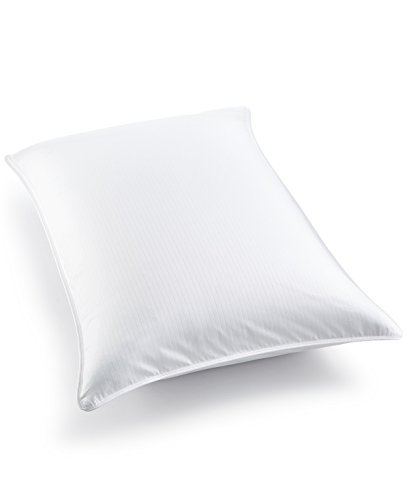 - Charter Club Medium Firm King Down Fill Hypoallergenic White Pillow