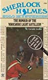 The Honour of the Yorkshire Light Artillery, Gerald Lientz, 0425109674
