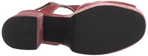 Jeffrey WoMen Sandals Masie Velvet Mauve Brown Campbell RrqZwR