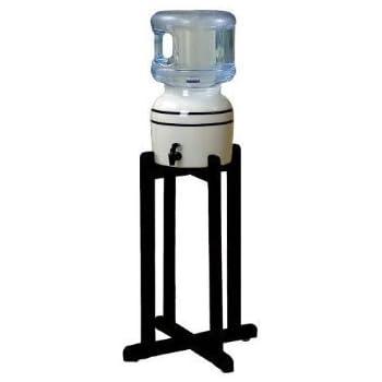 Amazon Com Porcelain Water Dispenser With Blue Stripes