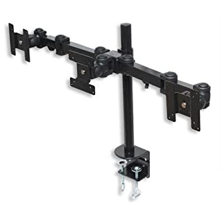 """Tyke Supply Triple LCD Monitor Stand up to 21"""" Monitors"""