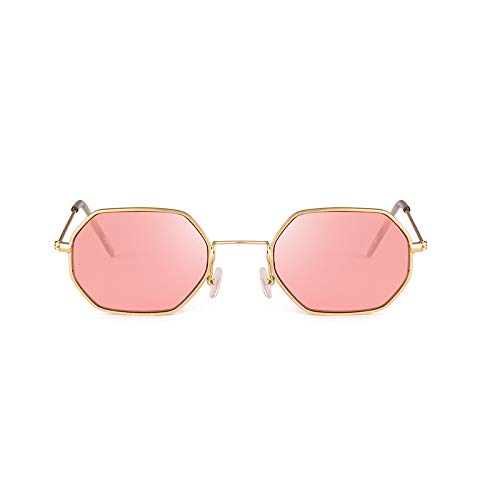 Men Mode Soleil Mercury Ocean Mode Boxes de Film Powder Retro Couleur Métal New Street Générique Lunettes Film Lunettes Sunglasses de Soleil Lunettes Soleil de Mercury Green Hommes Lunettes RaOPq