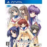 PlayStation Vita CLANNAD - PSV Japanese Game