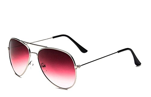 NEW MODEL 2018!!! Generic Women's Retro Fashion Aviator Mirrored Lens Sunglasses Sport Eyewear Eye Glasses - New Sunglasses Model
