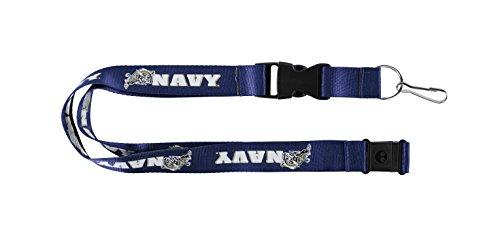 (NCAA Navy Midshipmen Team Lanyard)