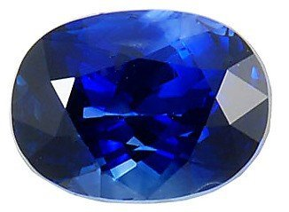 Amazing Price! Real Gem Quality Natural Oval Ceylon Blue Sapphire 3.36 carats at AfricaGems ()