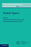 Moduli Spaces (London Mathematical Society Lecture Note Series)