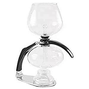 CONA 'Size D-Genius All-Glass' kaffebryggare