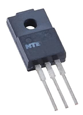 NTE Electronics NTE1961 3-Terminal Negative Voltage Regulator Integrated Circuit, Positive, TO220 Type Full Pack Case, -5V