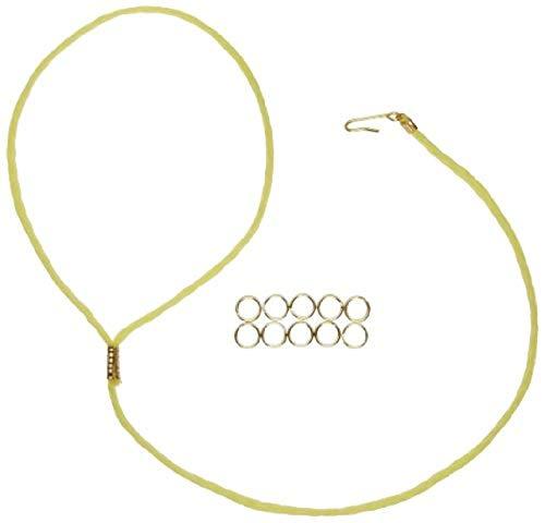 Maddak Ableware Cord Type Zipper Pull, 18 inch