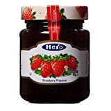 Hero Fruit Spread, Strawberry, 12-Ounce (Pack of 8)