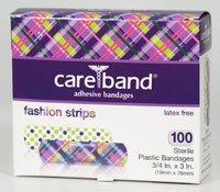 Aso Corporation CBD5302-012 Adhes Bandage Fashion Strip LF 3/4