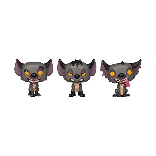Funko Pop! Disney Lion King - Hyenas 3 Pack Spring Convention Exclusive