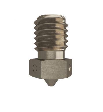 - Genuine E3D V6 Plated Copper Nozzle 1.75mm x 0.40mm (V6-NOZZLE-COP-175-400)