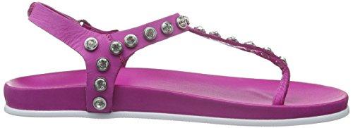 Inuovo Damen 6282 T-Spange Pink (Fuxia)