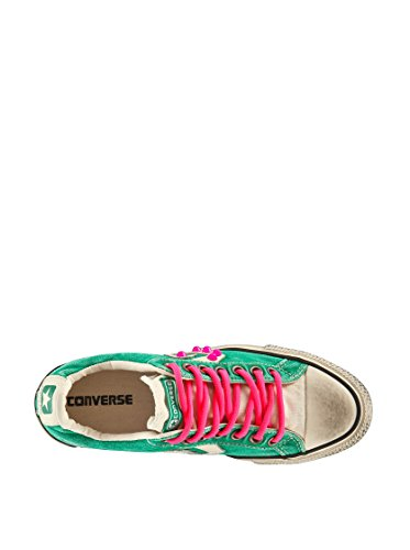 Converse Zapatillas Star Player Ox Neon Studs Ltd Verde / Blanco EU 39.5