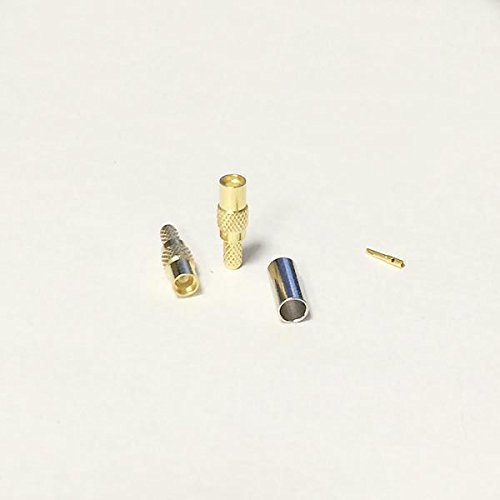 RG316 MCX MALE to MINI UHF FEMALE Coaxial RF Cable USA-US