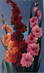 How-to Painting Packets Gladiolus