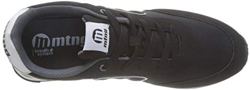 Negro C44858 Para Hombre pila Zapatillas America 82600 Mtng 7Pqwapn