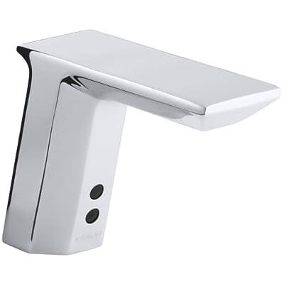 KOHLER Geometric Touchless Deck-Mount Faucet