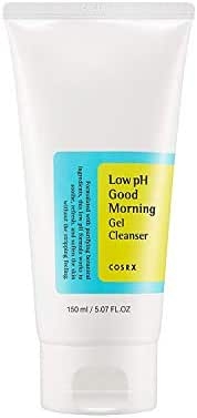 Low Ph Good Morning Gel Cleanser 150ml, Single - Oil Control, Deep Cleansing, Skin Refreshening by COSRX