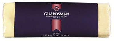 12PK Cotton Dust Cloth by Guardsman