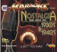 CHARTBUSTER CDG Essential Plus ESP469 Nostalgia 30s & 40s ()