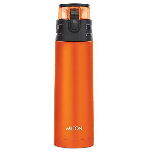 Milton Atlantis 900 Thermosteel WaterBottle, 750 ml, Orange Price & Reviews