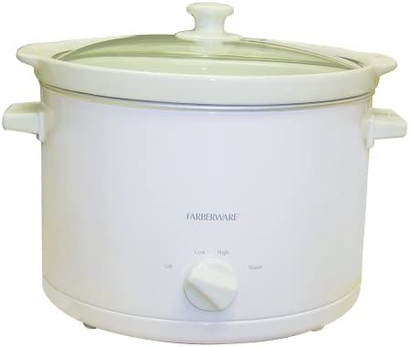 Amazon Com Farberware Fssc500 5 Quart Slow Cooker Kitchen Dining