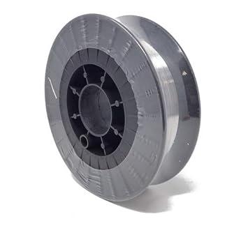 2 kg relleno alambre alambre de soldadura e71t GS Diámetro 0,9 mm 2 kg Bobina de plástico (Mig) GS: Amazon.es: Bricolaje y herramientas