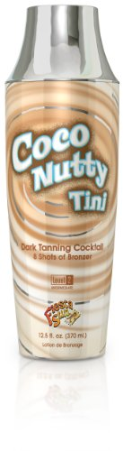 Fiesta Sun Coco Nutty Tini Dark Tanning Cocktail 12.5 (Tanning Cocktail)