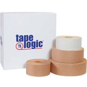 amazon com 72mm x 1000 kraft tape logicwater activated tape
