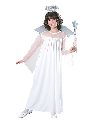 [Rubies Angel Child Costume, Small, One Color] (Girl Angel Costumes)