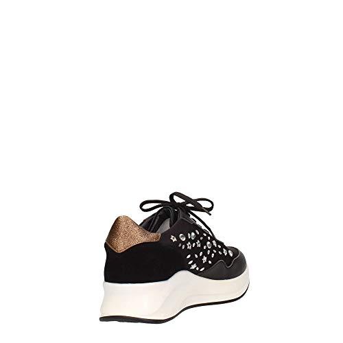 Donna Donna Pcg01001 Nero Sneakers Pregunta Sneakers Pcg01001 Pregunta Nero 560xAW