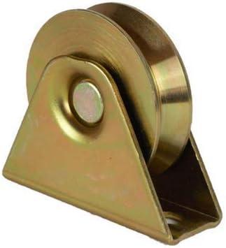 Rueda de alto rendimiento, 50-140 mm, 1500 kg, para puerta corredera: Amazon.es: Bricolaje y herramientas