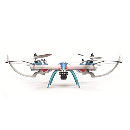 JJRC H16 YiZhan Tarantula X6 Wide Angle 5MP CameraQuadcopter With IOC(Blue White,Left Hand Throttle)