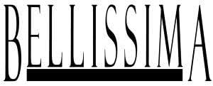 BELLISSIMA Camiciola Spalla Stretta Donna 052 Cr007 3 Pezzi