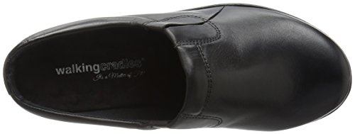 Walking Cradles Womens Hamlet Mule Black zk9PvJFNBU