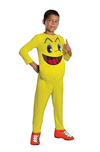 Pac-Man and The Ghostly Adventures Halloween Sensations Pac-Man Costume, Large (Pac Man Halloween Costume)