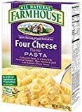 All Natural Farmhouse Four Cheese Favor Pasta 4 Oz [6 Pack]