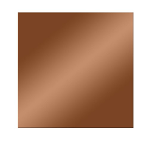 Stamping Blanks - Square Copper Tags 3 inch Pk/2