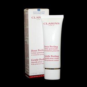 Clarins Facial Peeling Gentle - Gentle Peeling Smooth Away Cream Clarins 1.7 oz Cream For Women