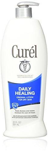 Curel Daily Healing Original Lotion, 20 Ounce