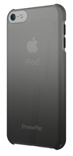 XtremeMac Microshield Fade Case for iPod Touch 5th gen. Black to Gray, IPT-MFN-13 (Black Microshield Cases)