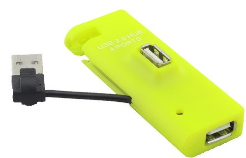 Inland Port USB Green 08808 product image