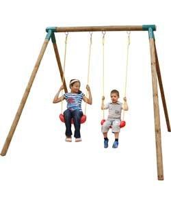 Little Tikes Roma Double Swing Set Amazon Co Uk Baby